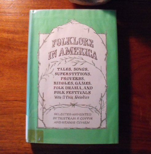 Folklore of America