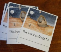 The Maker Bookplates