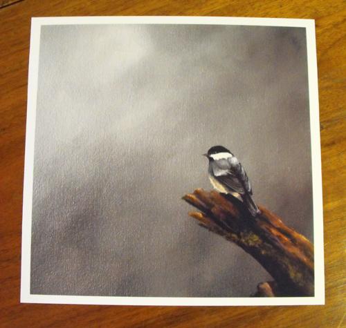 Silver Sky by Linzy Arnott