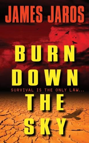 Burn Down the Sky by James Jaros