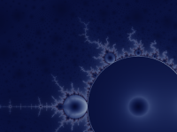 The Flame Mandelbrot Fractal Art