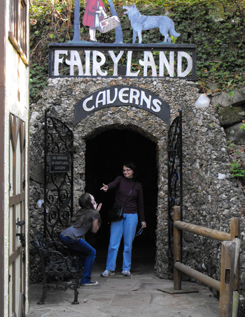 Entrance to Fairyland