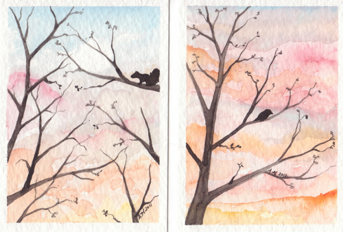 April IndieGoGo Art Cards