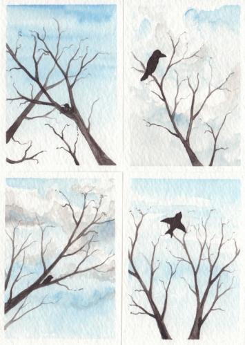 April IndieGoGo Art Cards