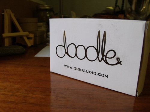 Doodle Speaker Box