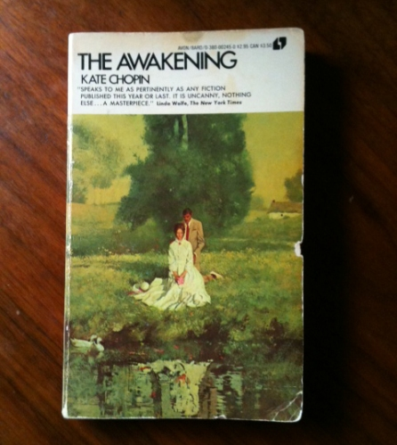 My old copy of The Awakening
