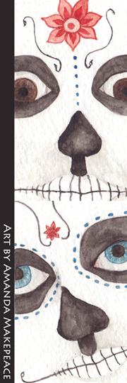 Día de los Muertos Bookmarks