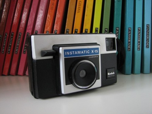 Kodak Instamatic X-15 from jackandtilly on Etsy