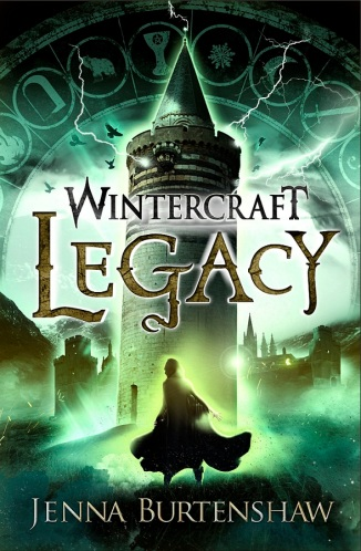 Wintercraft: Legacy by Jenna Burtenshaw
