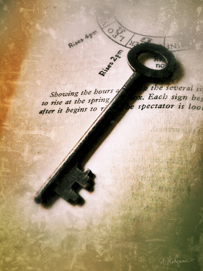 The Key by Amanda Makepeace