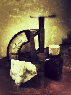 Potions and Measurements by Amanda Makepeace