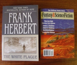 The White Plague and Fantasy & Science Fiction