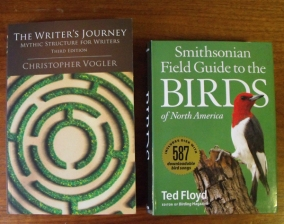 The Writer's Journey and Smithsonian Field Guide to Birds