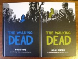 The Walking Dead Book 2 & 3