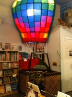 Hot Air Balloon Reading Section